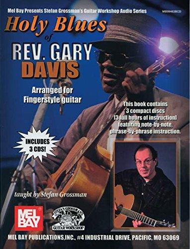 9780786659203: Holy Blues of Rev. Gary Davis