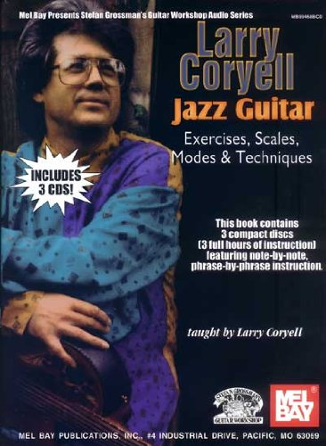 9780786659258: Larry Coryell Jazz Guitar: Exercises, Scales, Modes, & Techniques