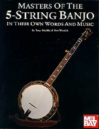 9780786659395: Mel Bay Masters of the Five String Banjo