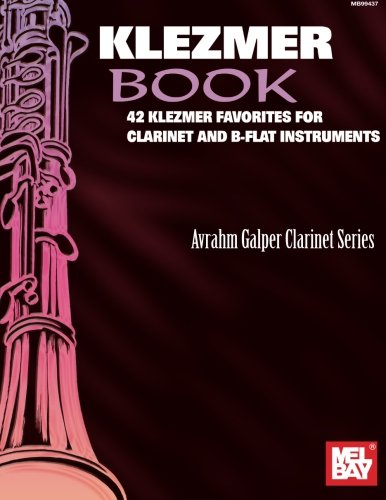 9780786659630: Klezmer Book: 42 Klezmer Favorites for Clarinet and B-Flat Instruments