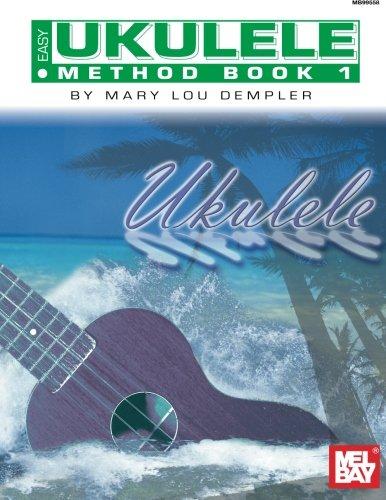 9780786659760: Easy Ukulele Method Book 1