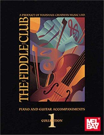 9780786660407: Fiddle Club Volume 1 Piano/Guitar Accomp.