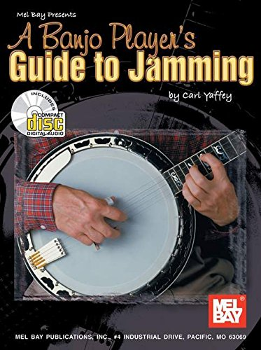 9780786660490: Mel Bay A Banjo Player's Guide to Jamming
