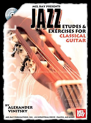 9780786660643: Jazz Etudes & Exercises for Classical Guitar
