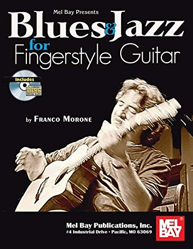 9780786660803: Mel Bay Blues and Jazz for Fingerstyle Guitar
