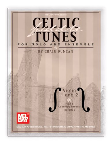 9780786660827: Celtic Fiddle Tunes for Solo & Ensemble