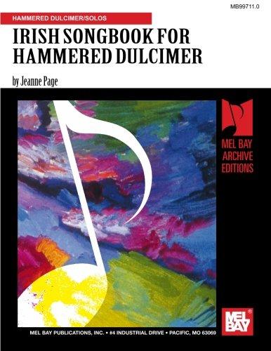 9780786660858: Mel Bay Irish Songbook for Hammered Dulcimer