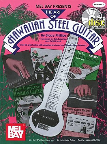 9780786660872: Art of Hawaiian Steel Guitar
