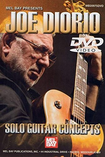9780786661183: Joe Diorio: Solo Guitar Concepts