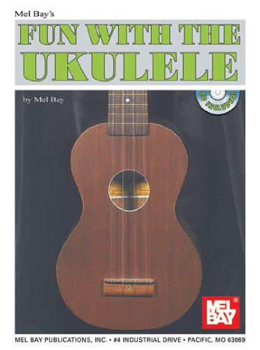 9780786661367: Fun with the Ukulele with CD