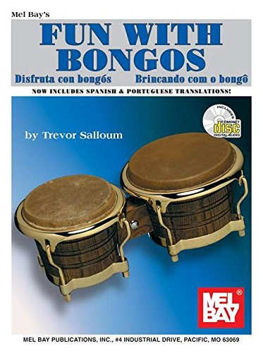 9780786661381: Mel Bay's Fun With Bongos