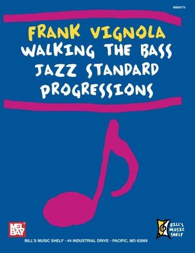 9780786661718: Walking the Bass for 10 Jazz Standards (Bill's Music Shelf)
