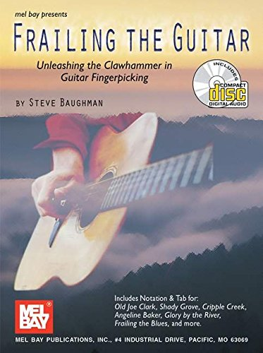 9780786661725: Frailing The Guitar: Unleashing The Clawhammer In Guitar Fingerpicking