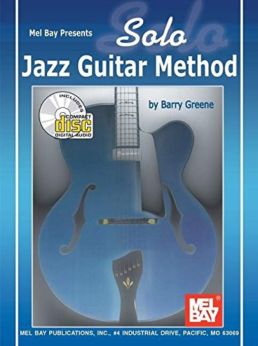 9780786661893: Solo Jazz Guitar Method