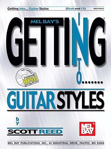 9780786661947: Getting into Guitar Styles