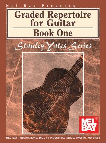 9780786662241: Graded Repertoire for Guitar, Volume 1