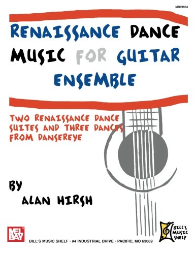 9780786662326: Renaissance Dance Music for Guitar Ensemble