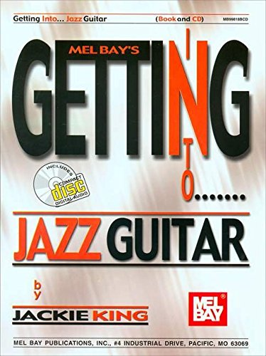9780786662425: Getting Into... Jazz Guitar (Book & CD)