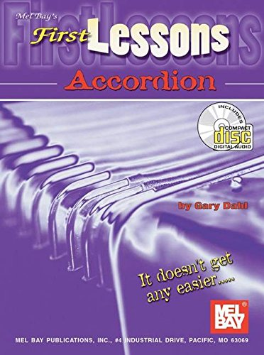 9780786662494: First Lessons Accordion (Mbgu)