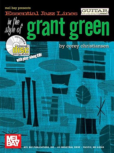 9780786662746: Essential Jazz Lines in the Style of Grant Green