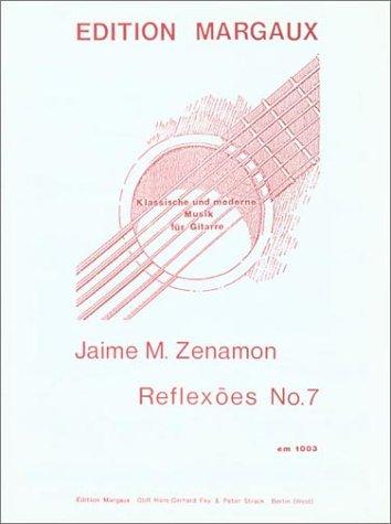 9780786662999: Jaime M. Zenamon: Relfexões No. 7 (Edition Margaux) (German Edition)