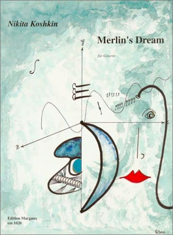 9780786663118: Nikita Koshkin: Merlin's Dream