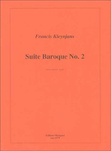 9780786663835: Francis Kleynjans: Suite Baroque No. 2