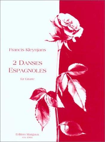 2 Danses Espagnoles: Carlo Domeniconi: 5 Pezzi: Kleynjans, Francis