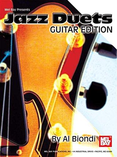 9780786664634: Jazz Duets, Guitar Edition