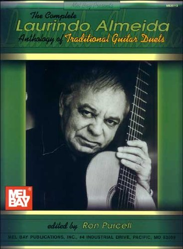 Complete Laurindo Almeida Anthology of Traditional Guitar: Almeida, Laurindo