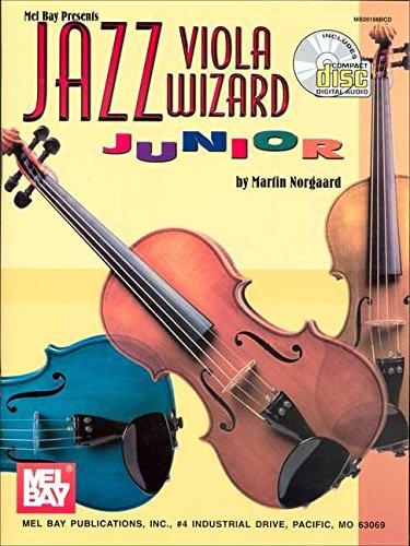 9780786665006: Mel Bay Jazz Viola Wizard Junior
