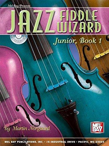 9780786665013: Jazz Fiddle Wizard Junior, Book 1 (Jazz Wizard)