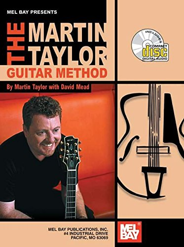 9780786665037: Mel Bay Taylor, Martin: Guitar Method Book/CD Set