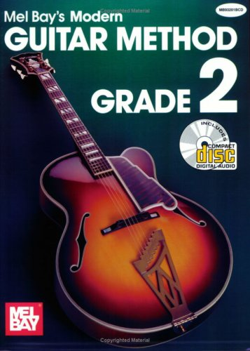 9780786665167: Mel Bay's Modern Guitar Method Grade 2