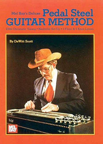9780786665266: Deluxe Pedal Steel Guitar Method