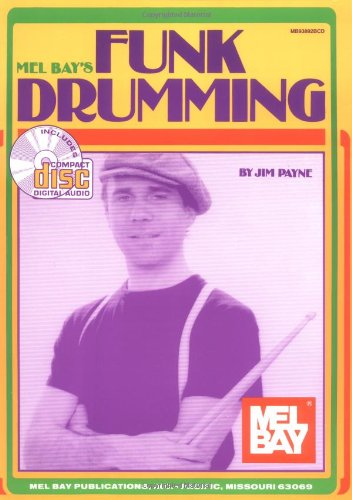 9780786665280: Funk Drumming