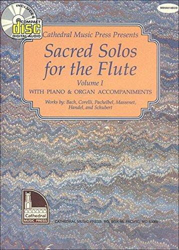 9780786665303: Sacred Solos for the Flute, Vol. 1 (Book + CD Set)