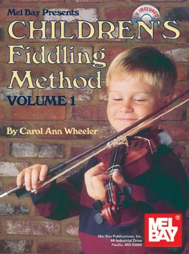 9780786665365: Children's Fiddling Method, Vol. 1