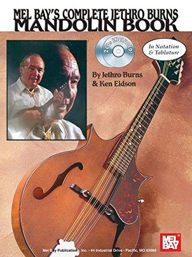 9780786665372: Mel Bay's Complete Jethro Burns Mandolin Book