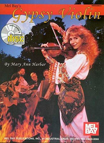 Mel Bay's Gypsy Violin (078666570X) by Mary Ann Harbar