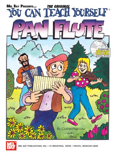 9780786665754: You Can Teach Yourself Pan Flute