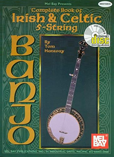 9780786665822: Complete Book of Irish Celtic 5string Ba