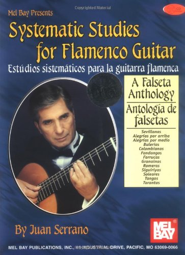9780786666072: Systematic Studies for Flamenco Guitar: Estudios Sistemáticos para la Guitarra Flamenca