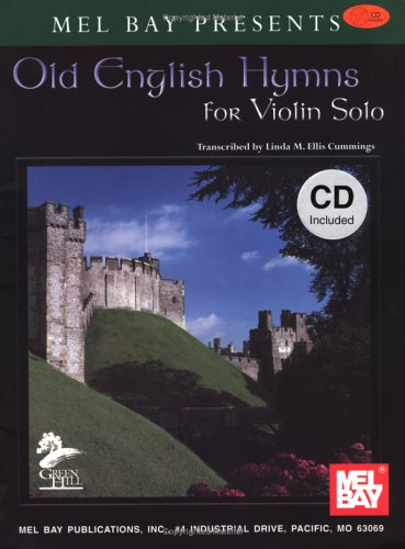 Old English Hymns for Violin Solo: Cummings, Linda M. Ellis
