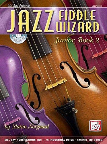 9780786666447: Jazz Fiddle Wizard Junior Book 2 (Jazz Wizard)