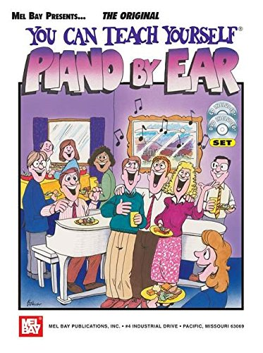 9780786666942: Mel Bay You Can Teach Yourself Piano by Ear (You Can Teach Yourself) (You Can Teach Yourself)