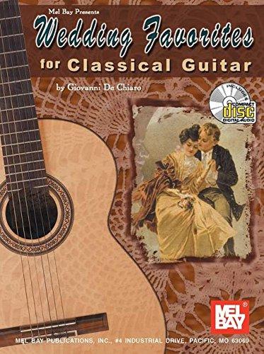 9780786667239: Wedding Favorites for Classical Guitar