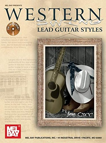9780786667277: Western Swing Lead Guitar Styles