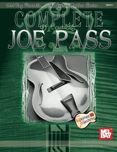 9780786667475: Mel Bay's Complete Joe Pass (Guitar Masters)