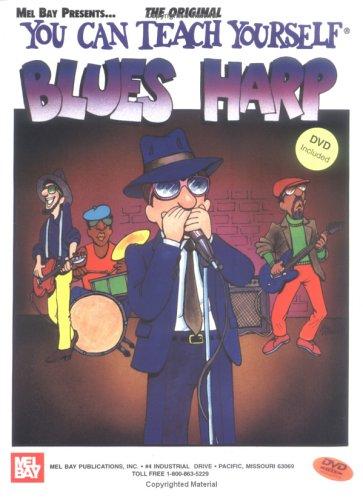 9780786667734: Mel Bay's You Can Teach Yourself Blues Harp